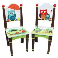 Gyerek szék FANTASY FIELDS Enchanted Woodland - 2 darab