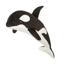 Plüss delfin Melissa&Doug ORCA GIANT STUFFED ANIMAL Előnézet