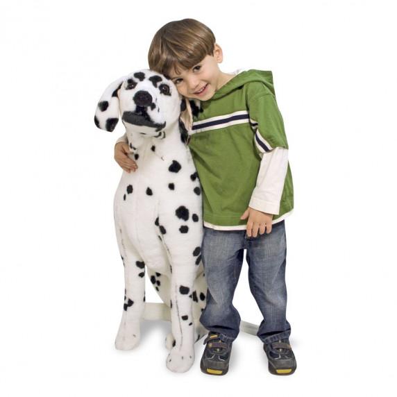 Plüss dalmata kutya Melissa&Doug DALMATIAN