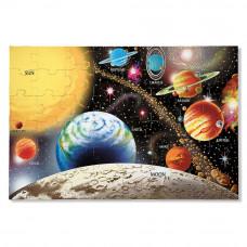 Puzzle Melissa&Doug - bolygók Előnézet