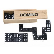 Dominó fa dobozban WOODYLAND Domino Classic Előnézet