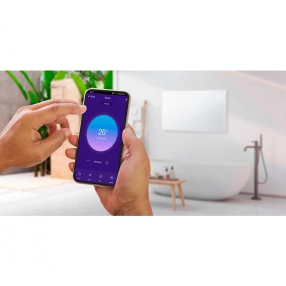Neo Tools  digitális üveghősugárzó 1500W - WIFI
