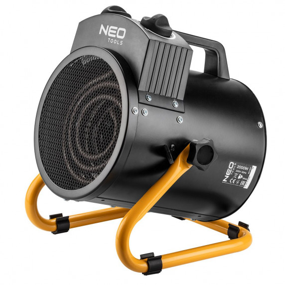 NEO TOOLS ipari elektromos hősugárzó 90-067 2 KW