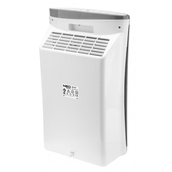 Légtisztító 6v1 , HEPA és Aktív Szén Szűrő, Ionizáló Funkció, UV lámpa NEO TOOLS