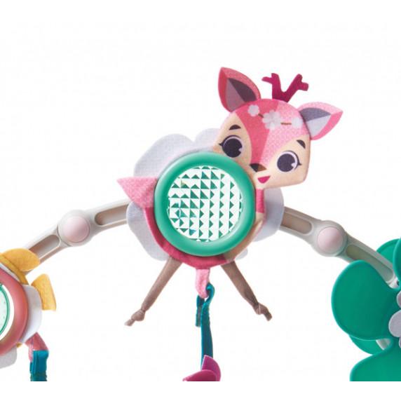 Játékív babakocsira TINY LOVE - Princess Tales