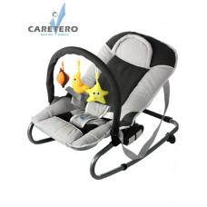 CARETERO Astral pihenőszék - szürke Előnézet