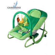 CARETERO Astral pihenőszék - zöld Előnézet