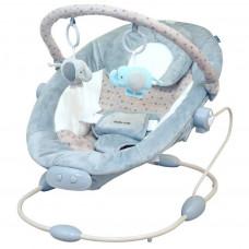 BABY MIX pihenőszék - világos szürke Előnézet