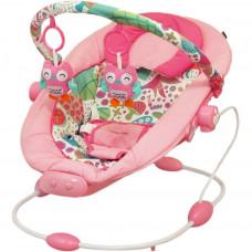 BABY MIX pihenőszék - sötét rózsaszín Előnézet