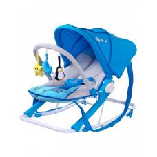 CARETERO Aqua pihenőszék - kék Előnézet