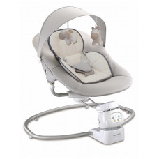 BABY MIX forgatható pihenőszék 2az1-ben - bézs Előnézet