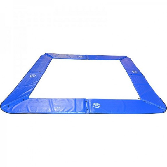 MASTERJUMP rugótakaró 300x210 cm méretű trambulinhoz - Kék