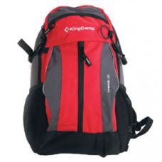 KING CAMP Cherry 22 hátizsák - piros Előnézet
