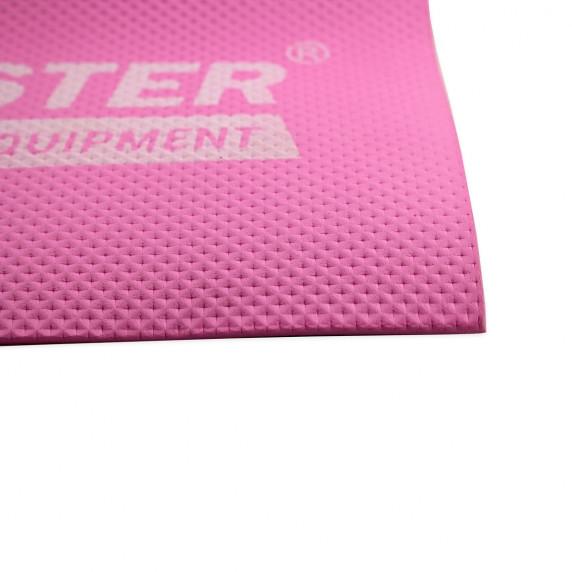 Jógamatrac 4 mm 173x60 cm MASTER Yoga EVA - rózsaszín