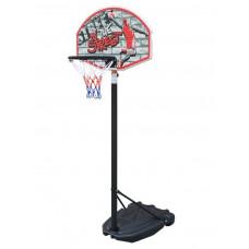 Kosárlabda palánk 183x110x65 cm MASTER Ability 190  Előnézet