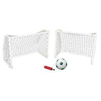 Strandfoci kapu szett labdával MASTER Mini 61x45x30 cm