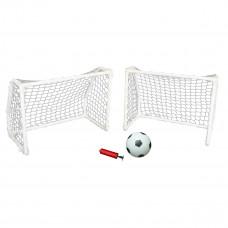Strandfoci kapu szett labdával MASTER Mini 61x45x30 cm Előnézet