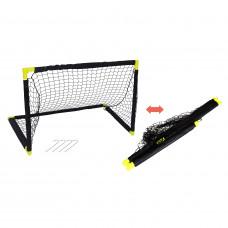 Összerakható focikapu MASTER 90x60x60 cm  Előnézet