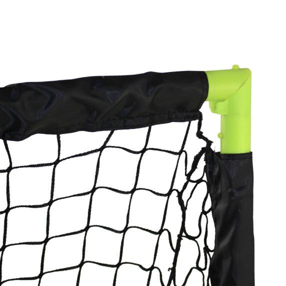 Összerakható focikapu MASTER 90x60x60 cm