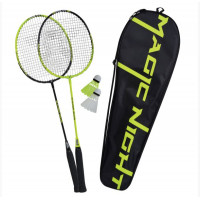 Badminton szett TALBOT TORRO Magic Night LED
