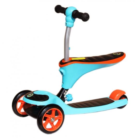 MASTER Elfin 2az1-ben roller / lábbal hajtós gyerekjármű
