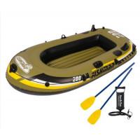 Fischman 200  felfújható csónak szett