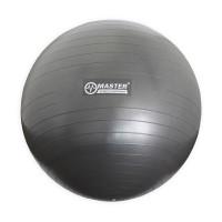 Gimnasztikai labda 65 cm MASTER Super Ball - szürke