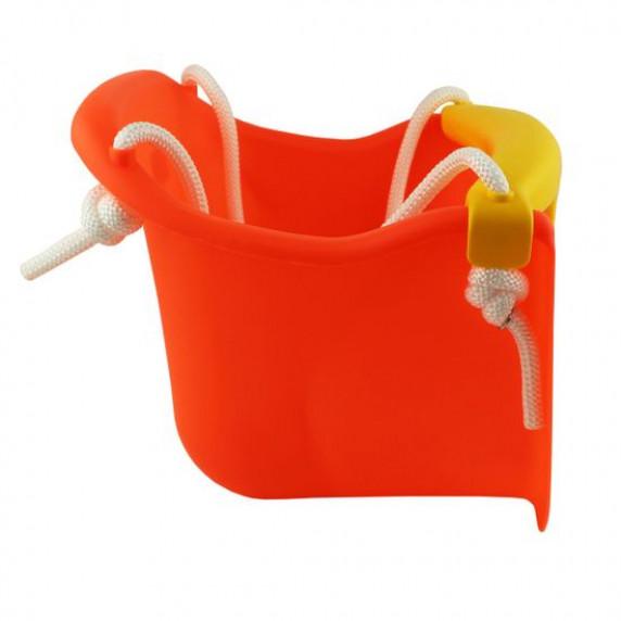 Gyerekhinta CHEVA Baby plast - narancssárga