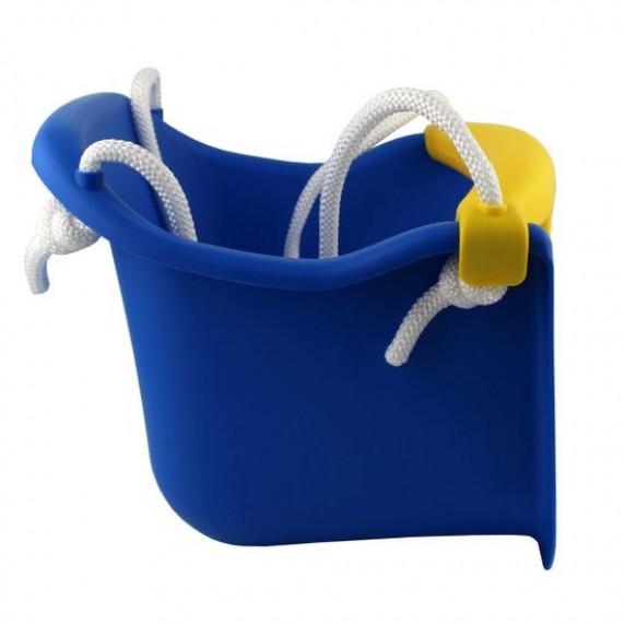 Gyerekhinta CHEVA Baby plast - kék