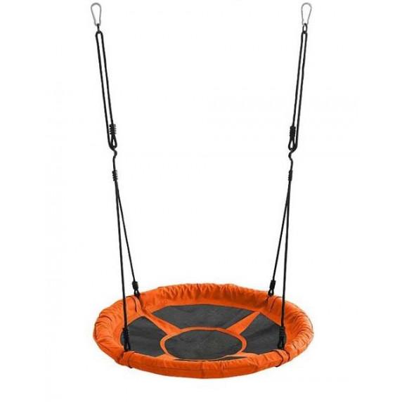Fészekhinta SPARTAN Fun Ring 95 cm - narancssárga