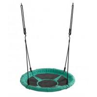 SPARTAN Fun Ring fészekhinta - zöld