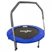 MASTERJUMP Fitness 122 cm trambulin + kapaszkodó