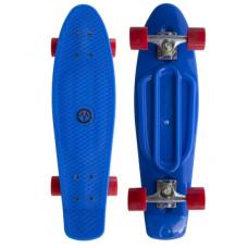 """MASTER Penny Board műanyag gördeszka 27"""" - Kék Előnézet"""