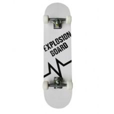 MASTER Explosion Board Skateboard gördeszka - fehér Előnézet