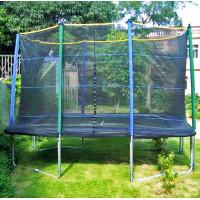 MASTERJUMP védőháló négyszögletes trambulinra 300x210 cm