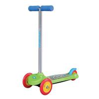 Háromkerekű gyerek roller SCHILDKROT Little 1 - Zöld