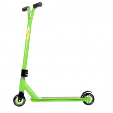 SPARTAN Stunt Freestyle roller - zöld Előnézet