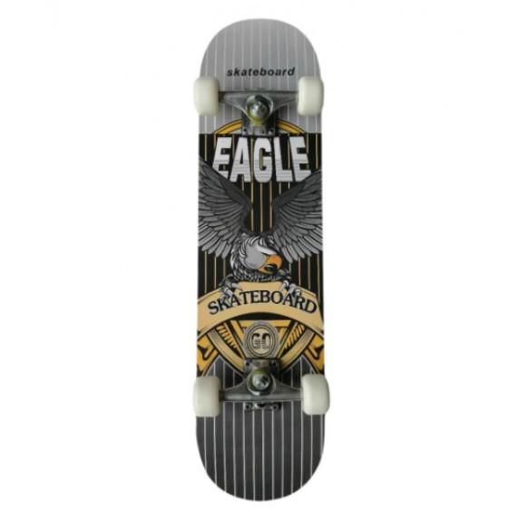 Gördeszka MASTER Extreme Board Skateboard - Eagle