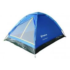 KING CAMP Monodome II sátor - kék Előnézet