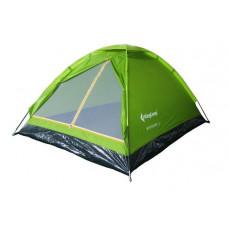 KING CAMP Monodome II sátor - zöld Előnézet