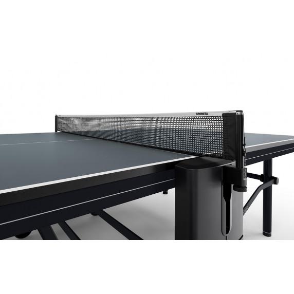 Beltéri ping pong asztal SPONETA Design Line Black Indoor