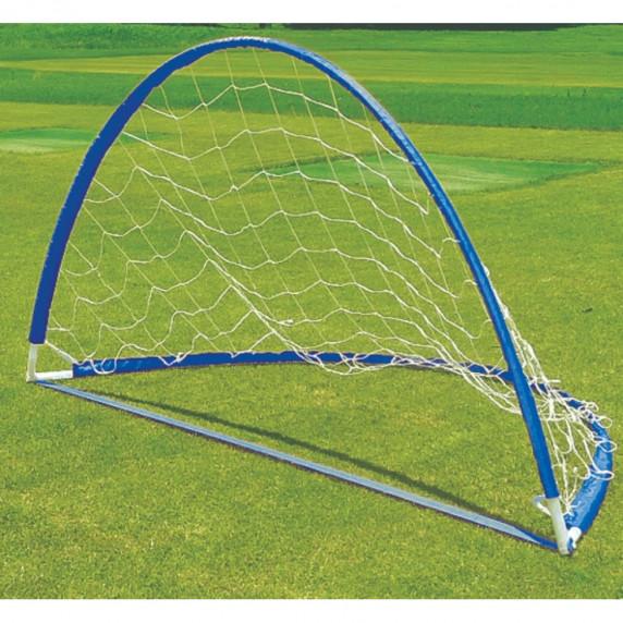 Összehajtható focikapu MASTER 160x80x80 cm