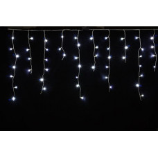 OKEJ Kültéri LED fényfüggöny időzítővel 14,5m  - Színes Előnézet