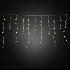 OKEJ Kültéri LED fényfüggöny időzítővel 14,5m - meleg fehér Előnézet