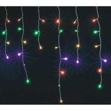 OKEJ Kültéri sorolható fényfüggöny 8,75m, 200 LED - színes Előnézet