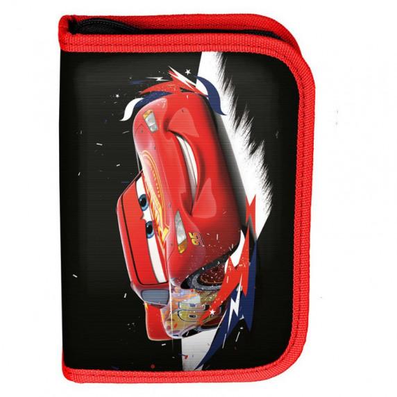 Verdák tolltartó  töltött PASO 19,5x13x3,5 cm - fekete-piros