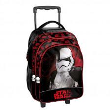 PASO Star Wars gurulós iskolatáska 43x30x23 cm Előnézet