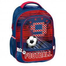 PASO Football iskolatáska 41x31x18 cm