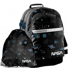 Iskolai szett NASA PASO - iskolatáska, tornazsák Előnézet