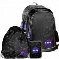 Iskolai szett NASA Bolygók PASO - iskolatáska, tornazsák,tolltartó